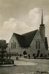 2005-1501 Exterieur van de Statensingelkerk van de Gereformeerde Kerk aan de Statensingel.
