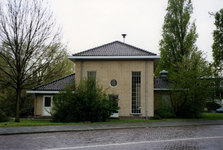 2005-1636 Exterieur van pompgemaal aan Weissenbruchlaan, hoek van Goghlaan.