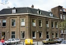 2005-1660 Exterieur van hoekpand aan straathoek Insulindestraat - Heulstraat.