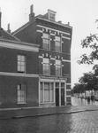 2005-1784 Diverse panden aan de Steven Hoogendijkstraat 1. Rechts de Nassauhaven.