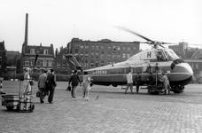 2005-5023 Het Heliportterrein aan de Katshoek, vliegveld voor helicopters ( 1953-1965 )