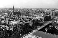2005-5071-TM-5073 Overzicht van het C.S.-kwartier en de ProvenierswijkVan boven naar beneden afgebeeld:-5071: Overzicht ...