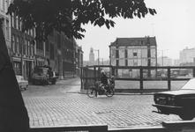2005-5131 De Kievitstraat uit noordelijke richting gezien. Vanaf het Noordplein.