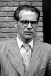 2005-5234 Portret van de heer Bertus Schmidt. Gemeenteraadslid