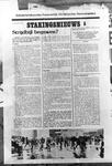 2005-5735 Een stakingsnieuws nummer 5 van het Solidariteitscomitee gezamenlijk Aktie comitee Havenarbeiders. Aan muur ...