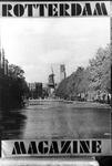2005-6177 De Schiedamsesingel met verderop de ballustrade in 1903 vervaardigd als afsluiting na de demping van het ...