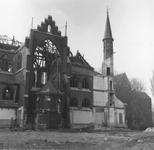 2005-6332-TM-6335 Redemptoristenkerk aan de Goudse Rijweg:Van boven naar beneden afgebeeld:-6332: De Goudse Rijweg met ...