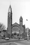2005-6347 De Gereformeerde Bergsingelkerk aan de Bergsingel en de Bergselaan.