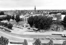 2005-7310 Overzicht van het terrein waar vroeger de veemarkt was gesitueerd. Deze veemarkt werd van 1867 tot 1973 op ...