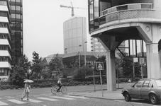 2005-7905 De Schiedamse Vest ter hoogte van de Westblaak. Uit zuidelijke richting gezien.