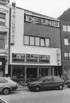 2005-7961 De Mauritsweg ter hoogte van het café De Unie.