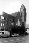 2005-8306-TM-8308 De Gereformeerde Nassaukerk 1927 - 1992:Van boven naar beneden:-8306: De Kleiweg ter hoogte van de ...