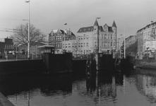 2005-8330 De Rotte ter hoogte van de Zaagmolenbrug. Links de Zaagmolenkade en rechts de Zaagmolendrift.
