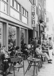 2005-8455 De Mauritsweg ter hoogte van het café De Unie.