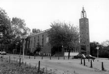 2005-8513-TM-8516 De Opstandingskerk:Van boven naar beneden:-8513: De Gordelweg ter hoogte van de hervormde ...
