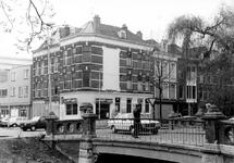 2005-8628-TM-8630 De Noordsingel:Van boven naar beneden:-8628: De Noordsingel ter hoogte van de Zomerhofbrug en panden ...