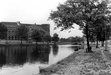 2005-9093 De Rotte gezien vanaf de Rechter Rottekade. Links de Linker Rottekade.