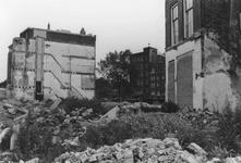 2005-9103-EN-9104 Het Rottekwartier:Van boven naar beneden:-9103: Gesloopte panden aan de Rottestraat bij de Rechter ...