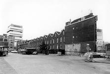 2005-9232-TM-9236 Haarlemmerstraat, Molenwaterweg:Van boven naar beneden:-9232: De achterzijde van de huizen aan de ...