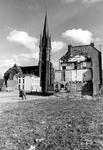 2005-9642-TM-9644 De Redemptoristenkerk:Van boven naar beneden:-9642: De Goudse Rijweg met de Redemptoristenkerk ...