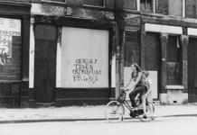 2005-9756 Protest tegen ontruiming van panden in de omgeving van de Jonker Fransstraat.