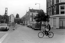 2005-9955 De Rembrandtstraat met op de achtergrond de Jacob Catsstraat.