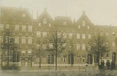 2007-1555 Exterieur van woonpanden aan Heemraadsplein ter hoogte van Heemraadstraat.