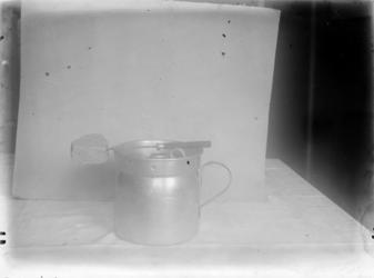 2007-2682 Opnamen gemaakt in de periode van de voedsel- rantsoenen tijdens de Eerste Wereldoorlog. Fotografie t.b.v. ...