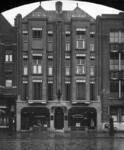 2008-3582 Dansschool Mulders aan de Middellandstraat 117. 3 opnamen. Van boven naar beneden:-1: nr. 117-2: interieur-3: ...