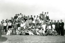 CAPHV-1165 Schoolreis van de Openbare Lagere School III aan de Kanaalweg 52.