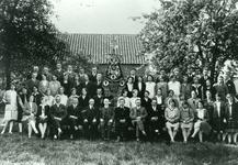 CAPHV-1344 Gemengde zangvereniging Harmonie uit Keeten, opgericht in 1903.