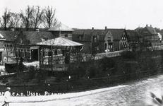 CAPHV-1360 Gezicht op de Plantsoenstraat. Op de plaats van de steenfabriek van Lans legde men in 1927 een door ...