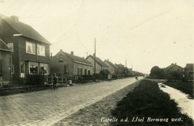 CAPHV-1460 Gezicht op de Bermweg - West.