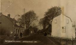 CAPHV-1474 Gezicht op de Dorpsstraat in oostelijke richting ter hoogte van nummer 65.