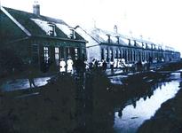 CAPHV-1481 Gezicht op de Boezemstraat (later Van Speykstraat).