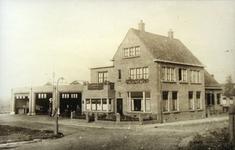 CAPHV-18 Garage van busonderneming M.E.G.G.A. in de Alexanderstraat te Capelle aan den IJssel (Oude Plaats)