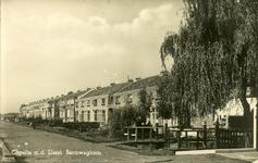 CAPHV-528 Gezicht op de Bermweglaan in Capelle aan den IJssel. In 1950 werd deze straat hernoemd naar Goudenregenstraat.