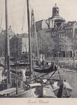 IX-3461-01 De Blaak, uiterst links de Zuidblaak, rechts de Wolfshoek met o.a. het pand van het Dagblad van Rotterdam.