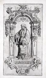 M-652 Desiderius Erasmus, humanist.