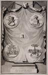M-670 Afbeelding van Desiderius Erasmus, humanist en o.a. van de god Terminus.