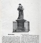 M-691 Standbeeld van Desiderius Erasmus, humanist.