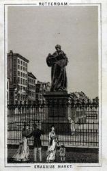 M-697 Standbeeld van Desiderius Erasmus, humanist.