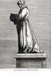 M-698 Standbeeld van Desiderius Erasmus, humanist.
