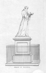 M-700 Standbeeld van Desiderius Erasmus, humanist.