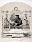 M-706 Gedenkplaat op de 400e gedenkdag van de geboorte van Desiderius Erasmus, humanist.