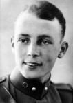 P-020672,-P-020673 Portretten van Frits Rudolf Ruys (1917-1944) sleutel- figuur in de Rotterdamse verzetswereld, maakte ...