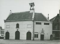 XII-105-07-01-2 Het zakkenkragershuisje aan de Voorstraat.