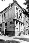 XIV-140-00-01-00-00-01 Het kantoor van metaalhandel Intermetaal aan de Bierstraat 28b, vóór de oorlog.