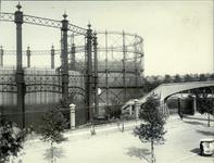 XV-188-01-02-1 Terrein van de Gemeente Gasfabriek Rotterdam aan de Oostzeedijk, ter hoogte van de Lusthofstraat en ...