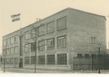 XV-236-01-1 Het gebouw van de N.V. Rotterdamsche Electriciteit Maatschappij van het H. Croon & Co. aan de Schiemond.22.